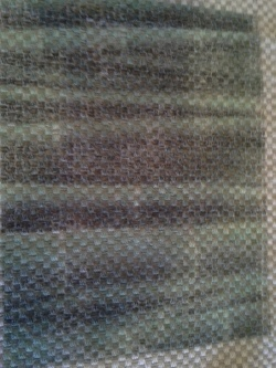 bamboo image on tweed